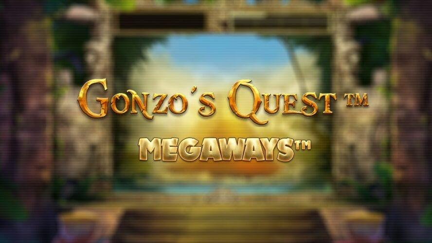 Red-Tiger-gonzos-quest-megaways-logo | Anbefaltcasino.com