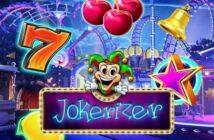 jokerizer-spilleautomat-yggdrasil | Anbefaltcasino.com