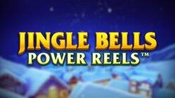 spilleautomat-jingle-bells-power-reels-red-tiger-logo