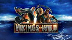 Vikings Go Wild Spilleautomat anmeldelse | Anbefaltcasino.com
