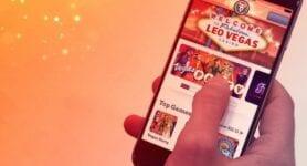 LeoVegas-app
